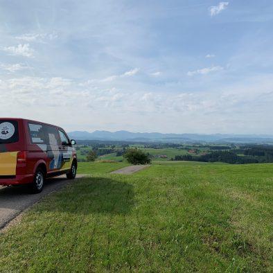 Bürgerbus on tour 2019